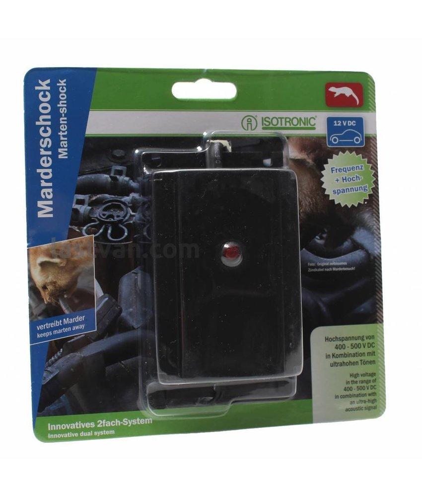 Isotronic Shock marterverjager voor auto en vrachtauto