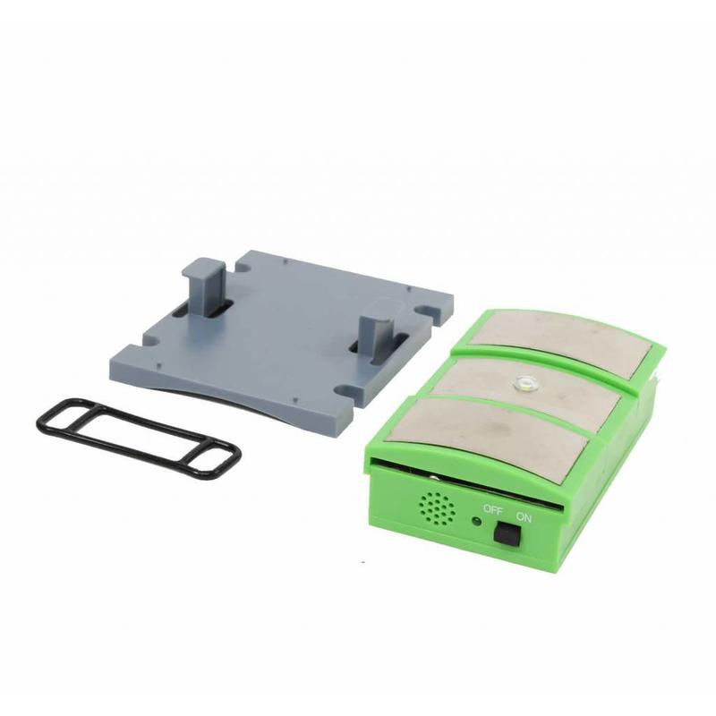 Isotronic marter- en muizenverjager shock op batterijen