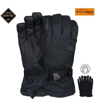 Pow Warner GTX Long Glove Black Black