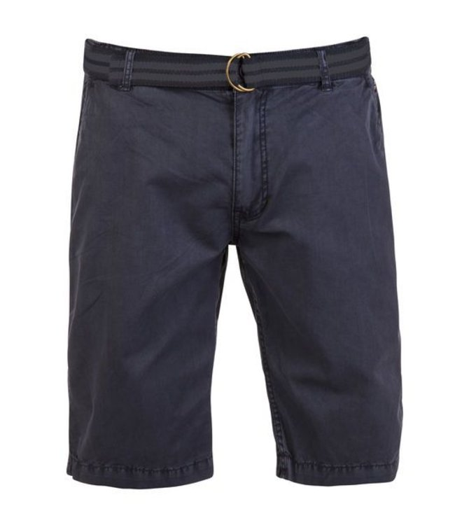 Protest Fan Shorts - Ground Blue