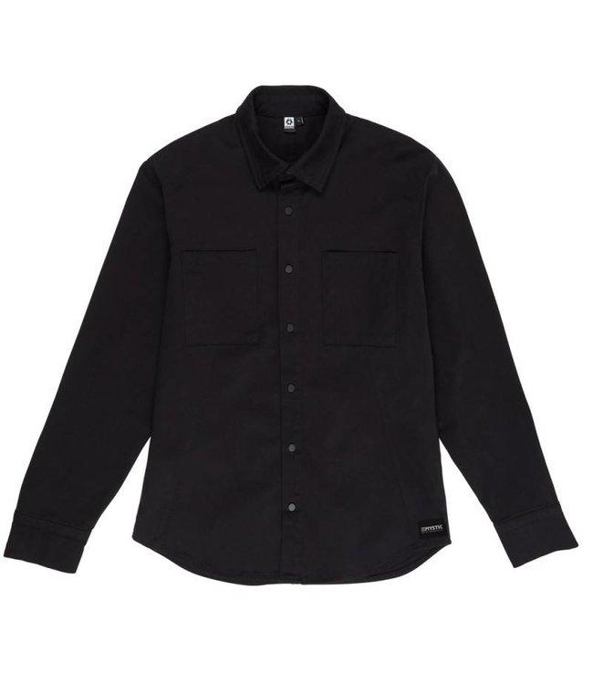 Mystic Mercer Shirt - Caviar
