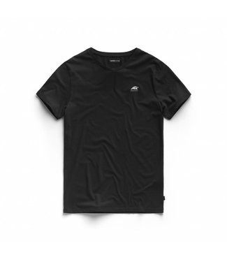 Hang Eleven Wave Tee Black