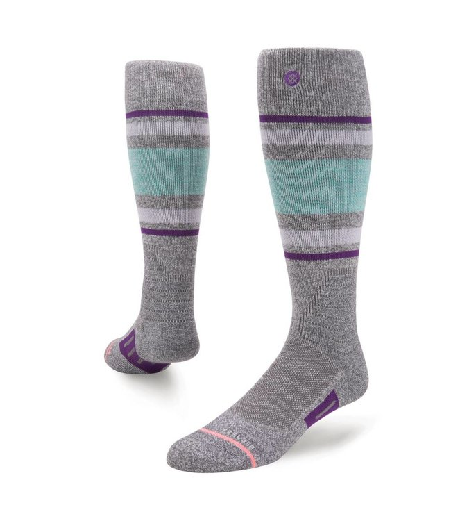 Stance Snow - Women Outpost Grey