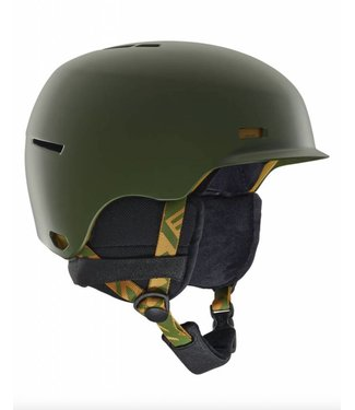Anon Highwire Helmet Green