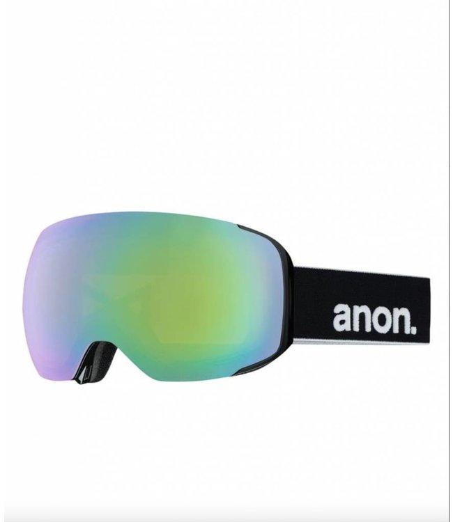 Anon M2 W/Spare Black/Sonargreen