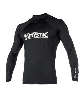 Mystic Star L / S Rashvest Black