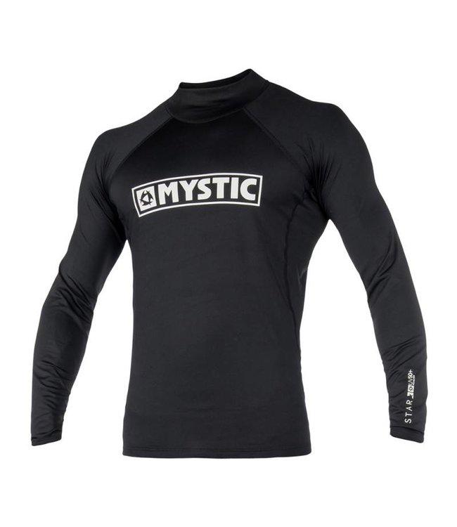 Mystic Star L/S Rashvest - Black