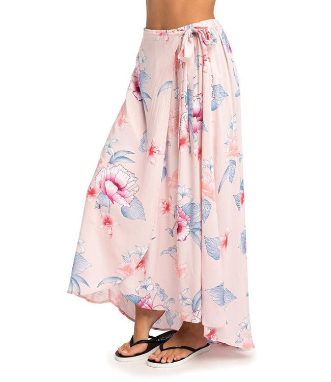Rip Curl Infusion Flower Maxi Skirt Shell