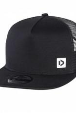 Duotone New Era Cap 9Fifty Button Black
