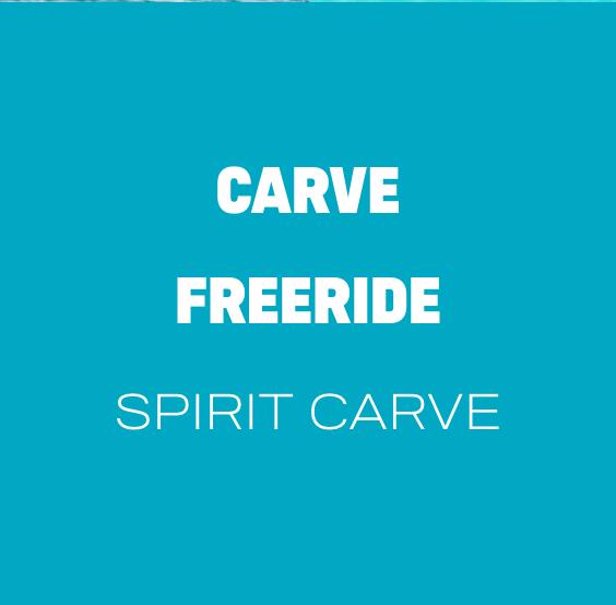 Duotone Spirit Foil Carve