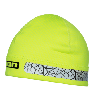 ION  Safety Beanie Lime Green