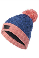 Rip Curl Wool Pompom Girl Beanie Palace Blue