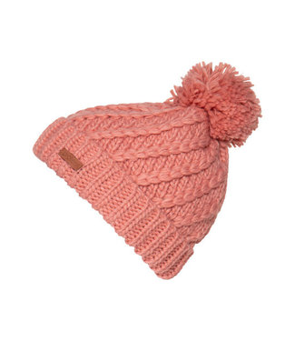 Protest PAISLEY Beanie Think Pink