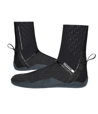 Mystic Majestic Boot 3mm Split Toe Black