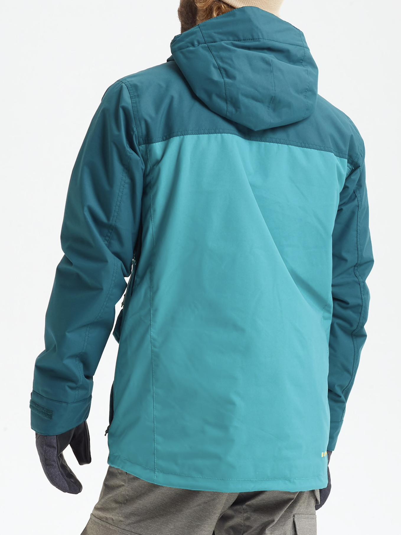 Burton M Covert Jacket Slim Deep Teal