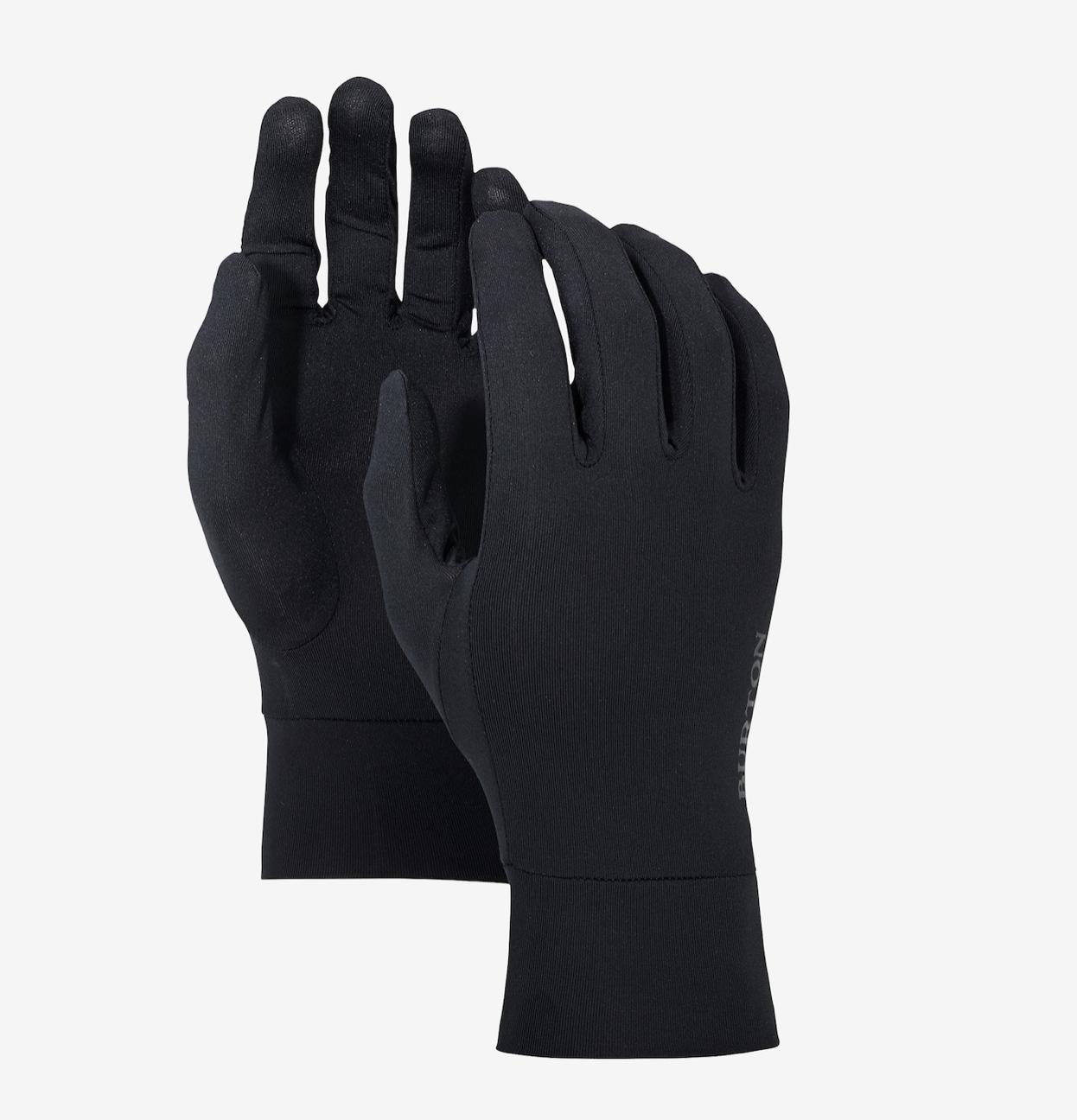 Burton Touchscreen Liner True Black
