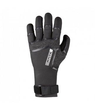 Mystic Supreme Glove 5Mm 5 Finger Pre Black