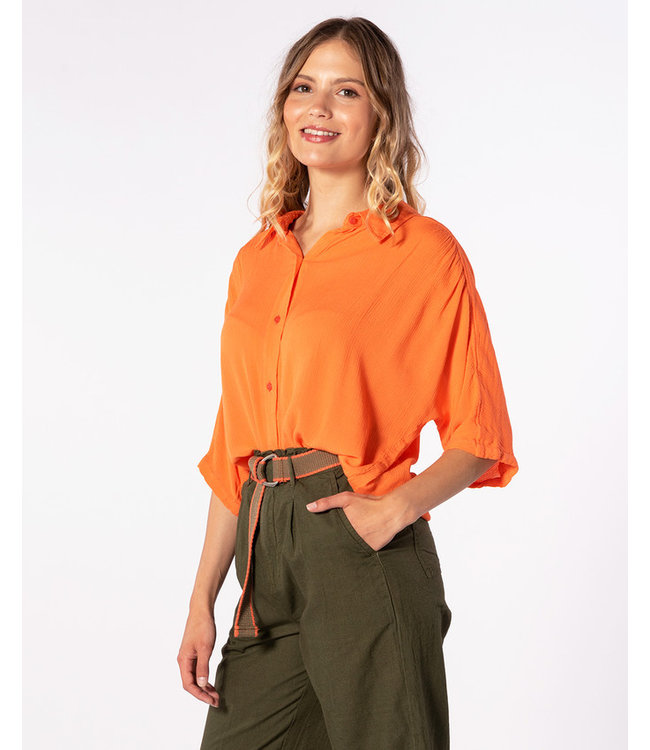 Rip Curl Portofino Shirt Orange