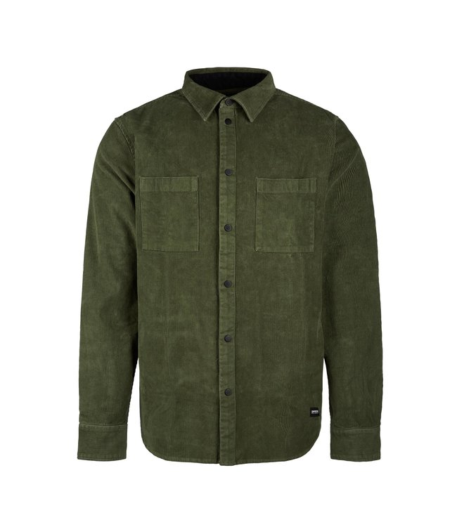 Mystic Heartbreaker Shirt Faded Green