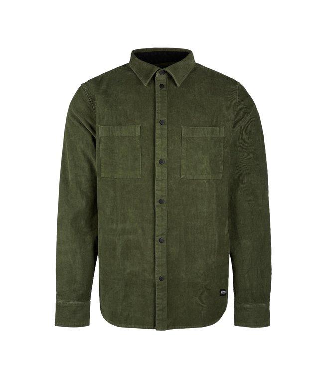Mystic Heartbreaker Shirt verblasst grün