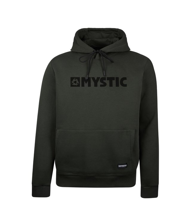 Mystic Brand Hood Sweat Brave Green