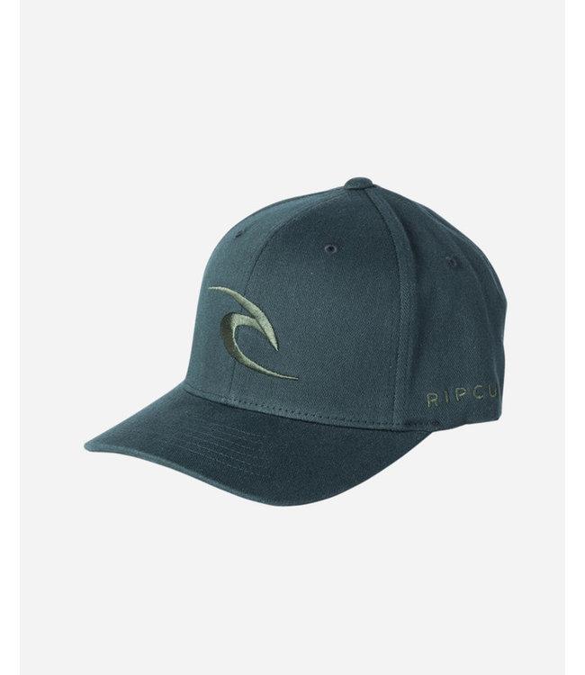 Rip Curl Tepan-Kurven-Kappen-Waldgrün