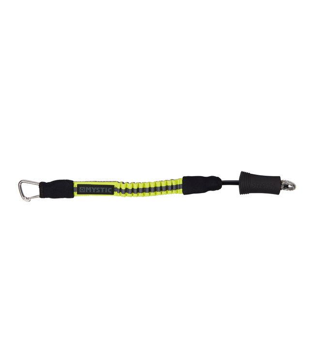 Mystic Kite Safety Leash Short - Lime