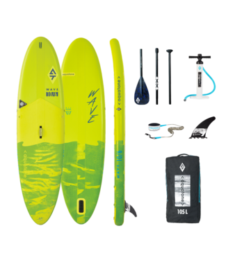 AQUATONE Wave 10.6. All Round SUP Yellow