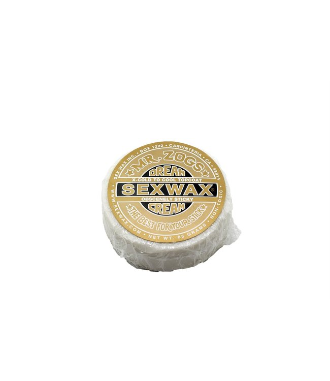 Sexwax Sex Wax Dream Cream Wax Gold