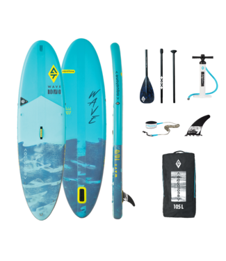 AQUATONE Wave 10.0. All Round SUP