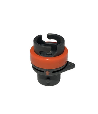 Duotone Kite Pump Hose Adapter II (1P) Blue