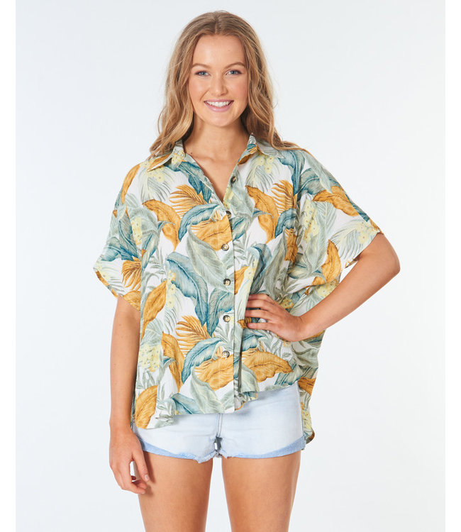 Rip Curl Tropic Sol Shirt - Vanille