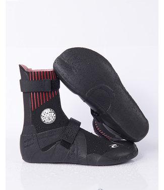 Rip Curl Flashbomb 5mm Hidden Split toe - Black