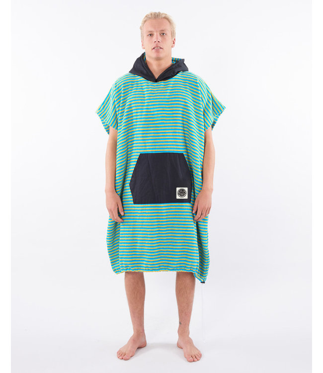 Rip Curl Surf Sock Hooded Towel  - Blue