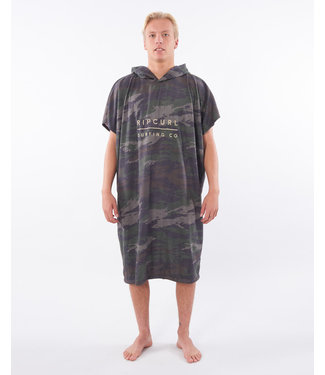 Rip Curl Mix Up Hooded Towel - Green