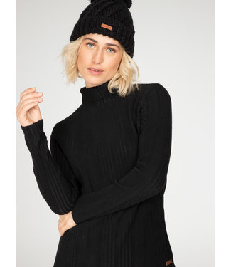 Protest JULES Powerstretch Top - True Black