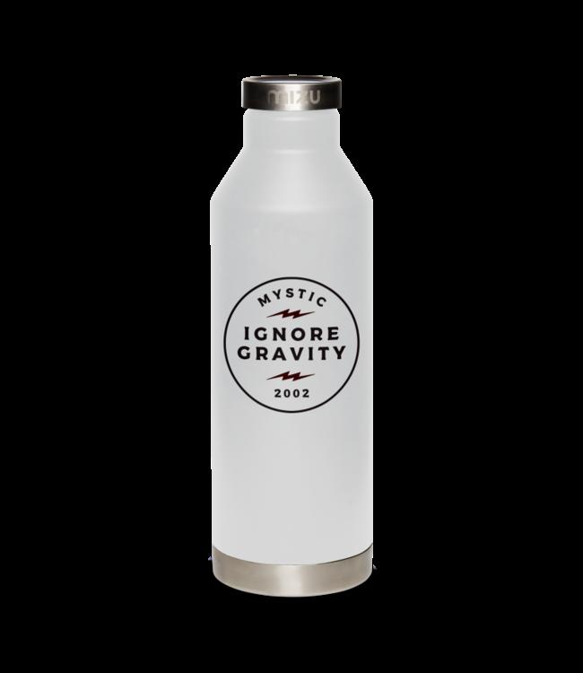 Mystic Mizu Thermos Bottle - White