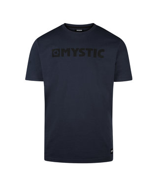 Mystic Brand Tee - Night Blue