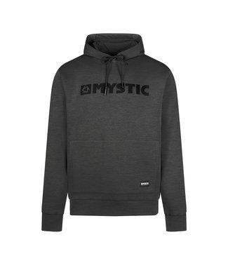Mystic Brand Hood Sweat - Asphalt Melee