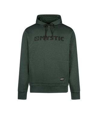 Mystic Brand Hood Sweat - Zypressengrün