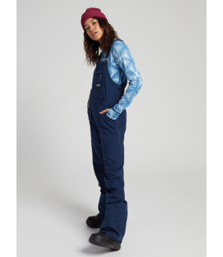 Burton W Avalon Bib Pant Dress Blue