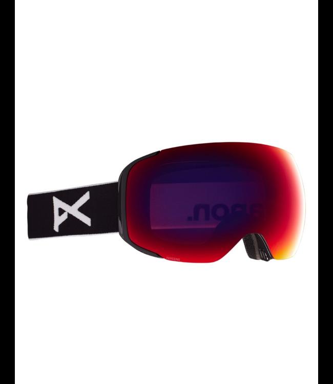 Anon M2 W/SPR Black/Prcv Sun Red