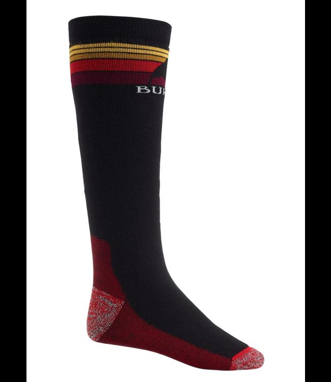 Burton M Emblem Midweight Sock True Black