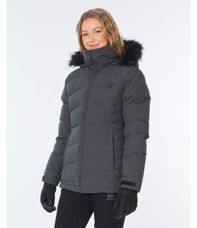 Rip Curl Thread Down Snow Jacket - Grey