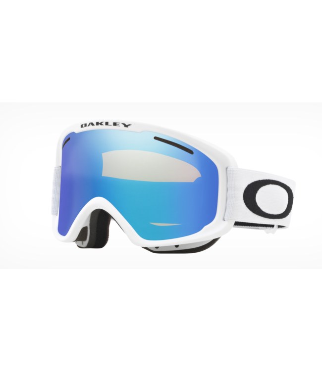 Oakley O-Frame® 2.0 PRO XM Matte White I Violet Iridium