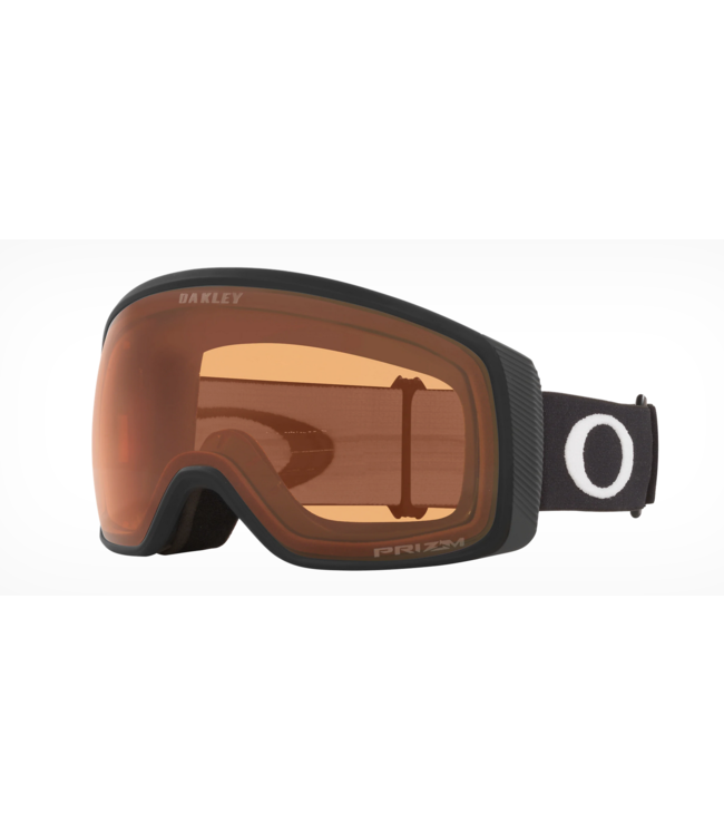 Oakley Flight Tracker XM Mattschwarz I Prizm Snow Persimmon