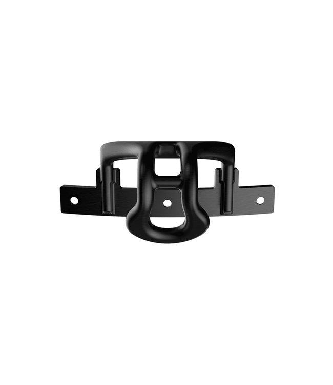ION  Aluminium Hook 2.0 For C-Bar Black