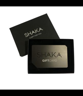 SHAKA Geschenkgutschein