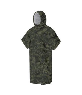 Mystic Poncho Velor - Camouflage