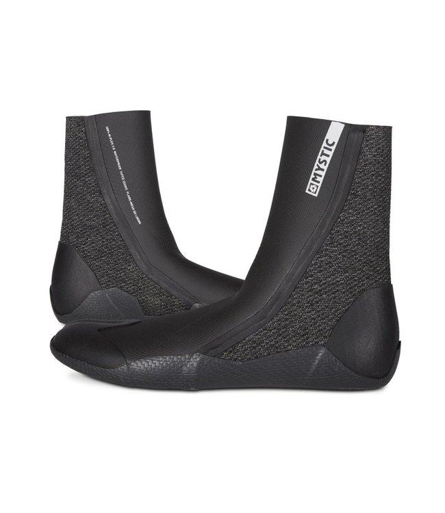 Mystic Supreme Boot 5mm Split Toe - Black